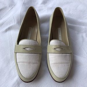 Perry Ellis Taupe Loafers